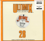 "LIKE A PRAYER - ULTIMIX 28 USA DJ PROMO 12"" VINYL"